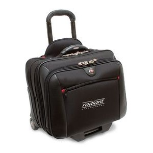 "Wenger® Potomac 2-Piece Business w/Matching 15.4"" Laptop Case"